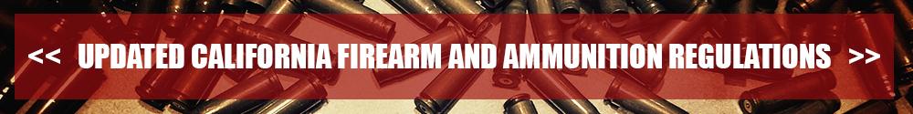 california gun laws